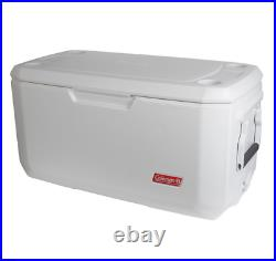 120 Qt. Coastal Extreme Marine Cooler Thick Insulation Outdoor Ice Chest Fishing