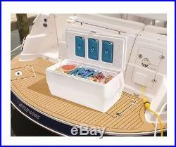 150-Qt BPA-Free Marine Cooler Beverage Soda Beer Fishing Boat Tailgating Ice Box