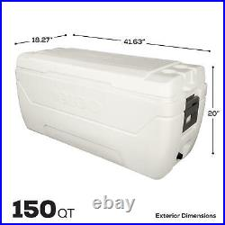 150-Qt. MaxCold Performance Igloo Cooler FREE SHIPPING