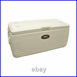 150-Quart Xtreme 5-Day Marine Cooler 223 Cans Capacity Odor Mold Resistant NEW