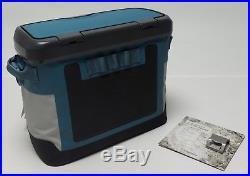 $250 OtterBox Trooper 20 qt Quart Soft Sided Cooler in Hazy Harbor