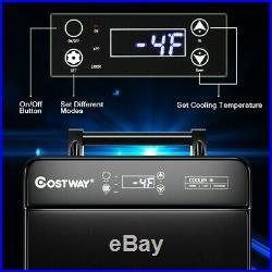 32 Quart Car Refrigerator Portable Cooler Freezer Compressor Outdoor Camping NEW