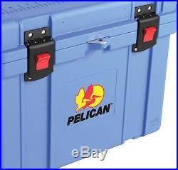 45 Qt. Elite Light Blue Chest Quart ProGear Stainless Steel Ice Freezer Cooler