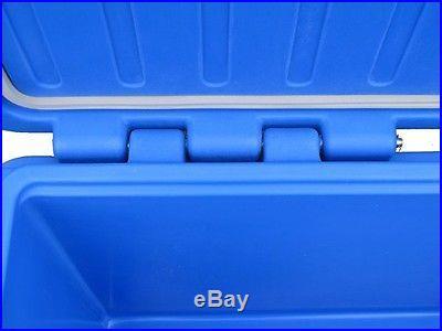 90 Quart (85 liter) Premium solid foam extreme temperature cooler IKU85PYEL