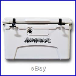 Avenger Hero 45-Quart Cooler Arctic White