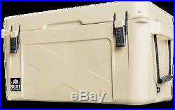 BRAND NEW BISON COOLER 50 QUART ICE CHEST COOLER 50 qt -SAND- FREESHIPPING