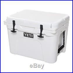 BRAND NEW YETI TUNDRA 35 HARD SIDE WHITE COOLER IN THE BOX FREE FEDEX GROUND