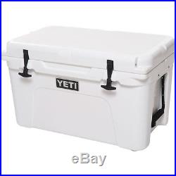 BRAND NEW YETI Tundra 45 Chest Cooler (White in color)