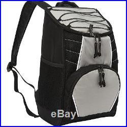 Bellino Cooler Backpack Black Travel Cooler NEW