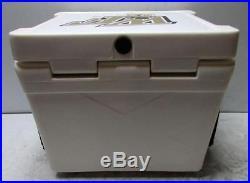 Bison Coolers Brute Box 25 Quart Cooler White