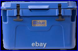 Blue Coolers 30 Quart Companion Roto-Molded Cooler Trademark Blue Camping Beach