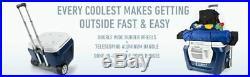 (Brand New) Essential Solar Coolest Cooler Orange