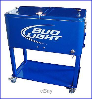 coolers and ice chests blog archive bud light rolling. Black Bedroom Furniture Sets. Home Design Ideas