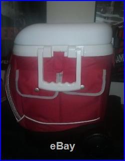 Budweiser Icy Tunes 40 QT Igloo Cooler RARE