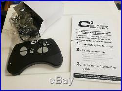 C3 Custom Cooler Creations 30 Qt. Truck Rover Cooler Remote Control Bluetooth