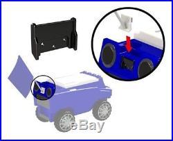 C3 Custom Cooler Zamboni RC 30 Qt. ST. LOUIS BLUES & JACK DANIELS Logo
