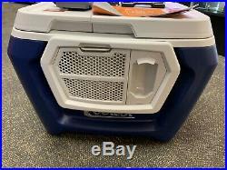 COOLEST Cooler Blender Blue Tooth Speakers USB charger UNUSED