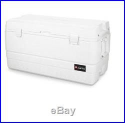 Camping Cooler Marine 94-Quart Outdoor Camp Cool Outdoor Sports Comfortable Sit