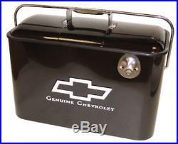 Chevy Cooler Genuine Chevrolet 1955 1956 1957 1958 BLACK