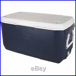Coleman Cooler 120qt Ice Water Beverage Chest Camping Hiking Freezer Coolers NEW