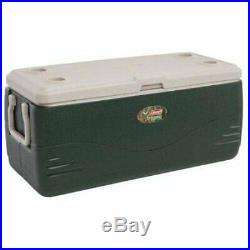 Coleman Xtreme 150 qt Cooler, Green Outdoor Tailgate Camping Brand New