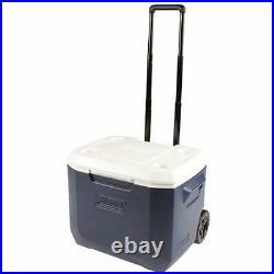 Coleman Xtreme 50-Quart Wheeled Cooler W