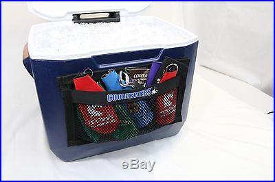 CoolerWebs Medium 15W x 9 H for Coleman cooler Yeti cooler Igloo cooler