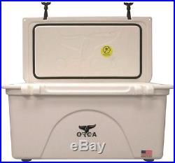 Cooler 75 Quart White Insulate