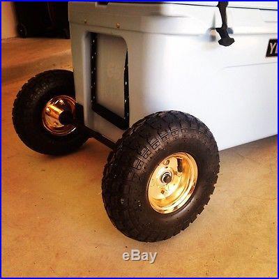 Cooler Wheels (Yeti, Icehole, Pelican or Igloo Sportsman)