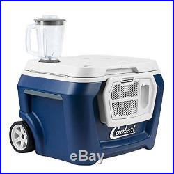 Coolest Cooler, Blue Moon, BRAND NEW In factory Box FREE SHIPPING