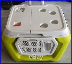 Coolest Cooler + Bluetooth Speaker & Blender/Accessories