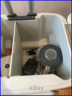 Coolest Cooler + Bluetooth Speaker & Blender/Accessories / Man Cave / Picnic