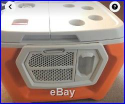 Coolest Cooler + Bluetooth Speaker & Blender Etc. Bonus Hd Mancave Banner