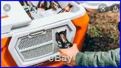 Coolest Cooler + Bluetooth Speaker & Blender Etc. Bonus Mancave Banner