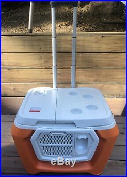 Coolest Cooler + Bluetooth Speaker & Blender/ Includes Extra Battery