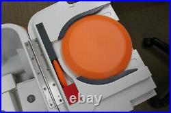 Coolest Cooler Classic Orange Cooler All Original Accessories
