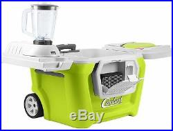 Coolest Cooler in Margarita Green with extra battery and plates option. Brand new
