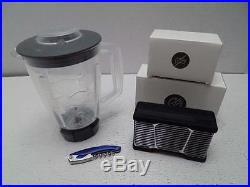 Coolest Cooler with Built-In Blender and Speaker Blue