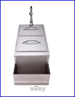 D14CS 14 Cocktail Station With Faucet Bar Station NEW IN BOX