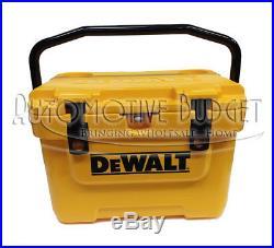 DeWalt Heavy Duty Cooler / Jobsite Lunchbox 10QT capacity NEW