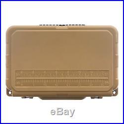 Driftsun 20 Quart Ice Chest / Heavy Duty Cooler (Tan)