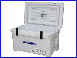 Engel ENG35 DeepBlue Performance Cooler White 35QT