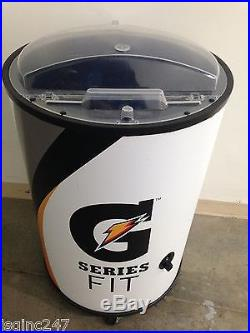 Gatorade Ice Barrel / Cooler For Sporting Events and Offices