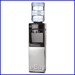 Genuine Joe 20L Cabinet Freestanding Water Cooler GJO22552