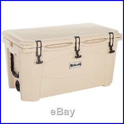 Grizzly Coolers 75 Quart Tailgating Cooler TAN/TAN IRP-9070-T