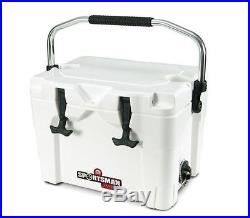 Grocery Cooler Portable Travel Carry Igloo Marine Ice Chest Box Sportsman 20 Qt