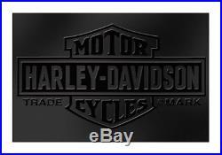 Harley-Davidson Embossed Bar & Shield Stainless Steel Rolling Cooler HDL-10065