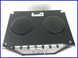 Heineken Cooler Guitar Amp Design Bluetooth Speakers/USB/SD Card 18x12x19