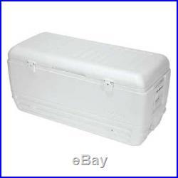 IGLOO 44363 Full Size Chest Cooler, 150 qt, White