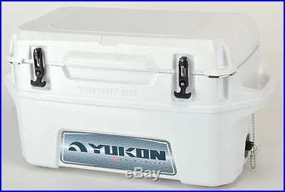IGLOO 44666 Chest Cooler, Yukon, 50 qt, White